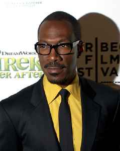 Eddie Murphy: American stand-up comedian and actor