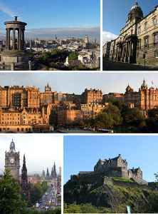 Edinburgh: Capital city in Scotland