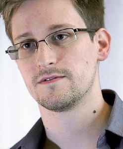 Edward Snowden: American whistleblower and former National Security Agency contractor