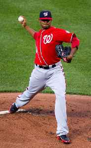 Edwin Jackson (baseball): Baseball pitcher from West Germany
