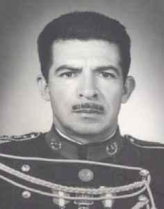 Efraín Ríos Montt: Former de facto President of Guatemala, army general, genocida and former president of Congress