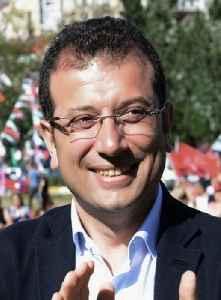 Ekrem İmamoğlu: Turkish politician