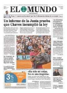 El Mundo (Spain): Spanish daily newspaper