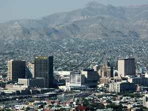 El Paso County, Texas: County in the United States
