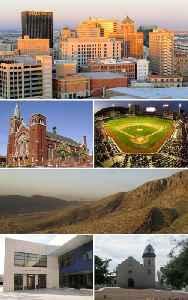 El Paso, Texas: City in Texas, United States