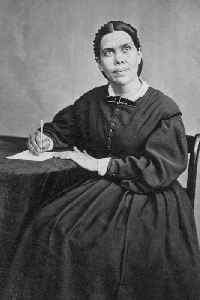 Ellen G. White: American author and co-founder of the Seventh-day Adventist Church