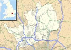 Elstree: Village in the Hertsmere borough of Hertfordshire, England