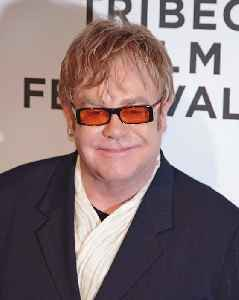Elton John: English rock singer-songwriter, composer and pianist
