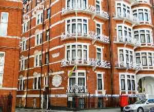 Embassy of Ecuador, London: Diplomatic mission of Ecuador in London