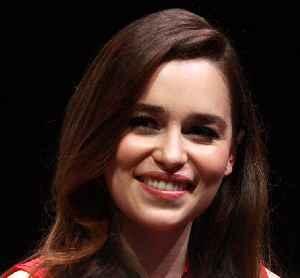 Emilia Clarke: English actress