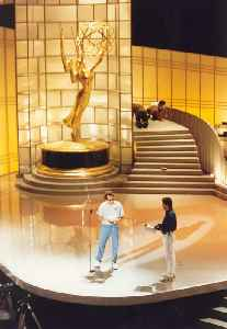 Emmy Award: American television production award