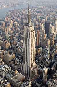 Empire State Building: Office skyscraper in Manhattan, New York City