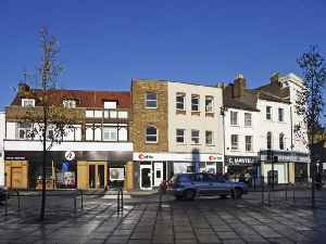 Enfield Town: Human settlement in England