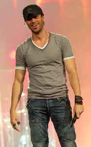 Enrique Iglesias: Spanish-Filipino singer-songwriter, actor, and record producer
