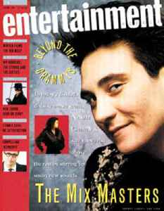Entertainment Weekly: American entertainment magazine published by Meredith Corporation