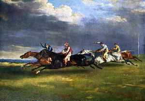 Epsom Derby: Flat horse race in Britain