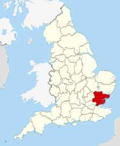 Essex: County of England