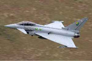 Eurofighter Typhoon: 1994 multi-role combat aircraft family by Eurofighter; primary fighter of British, German and other air forces