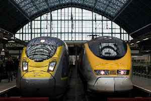 Eurostar: International high-speed railway service connecting the United Kingdom with France, Belgium & The Netherlands