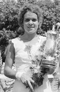 Evonne Goolagong Cawley: Australian tennis player