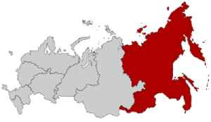 Far Eastern Federal District: Federal district of Russia