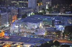 Federation Square: Mixed-use development in Melbourne, Australia