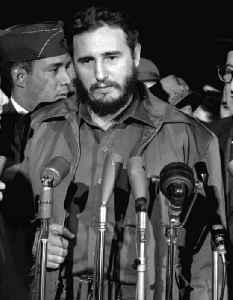 Fidel Castro: Leader of Cuba from 1959 to 2011