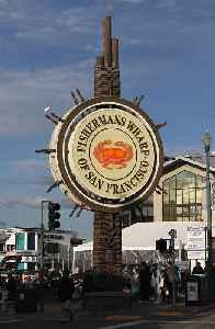 Fisherman's Wharf, San Francisco: Neighborhood of San Francisco in City and County of San Francisco, California, United States
