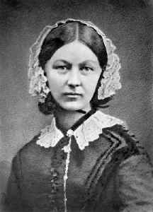 Florence Nightingale: British social reformer, statistician, and founder of modern nursing