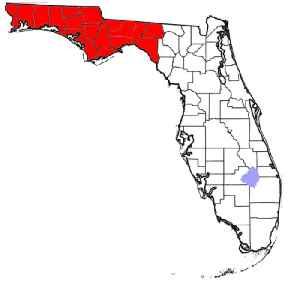 Florida Panhandle