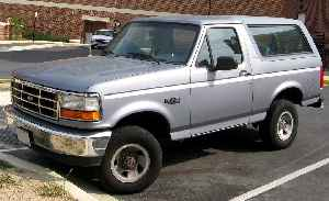 Ford Bronco: American sport-utility vehicle