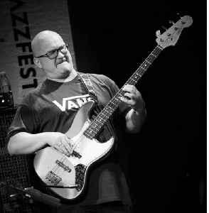 Frode Berg: Jazz drummer