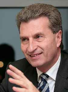 Günther Oettinger: German politician (CDU)