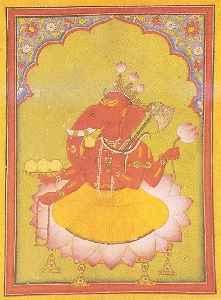 Ganesha: Hindu god of new beginnings, success, and wisdom
