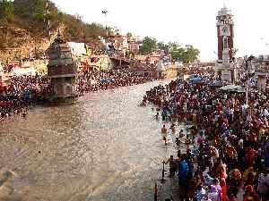 Ganga Dussehra: Hindu festival