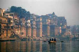 Ganges: River in Bangladesh and India with major tributeries from Nepal