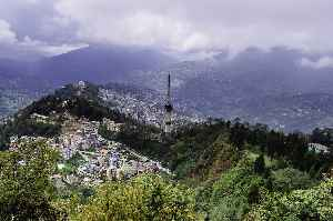 Gangtok: Municipal Corporation and State Capital in Sikkim, India