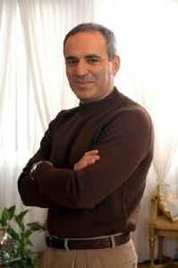Garry Kasparov: Russian chess player and activist