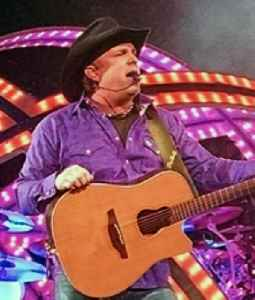Garth Brooks: American country music singer