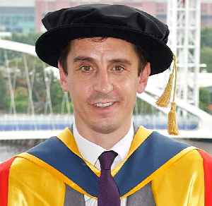 Gary Neville: English footballer