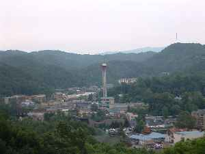 Gatlinburg, Tennessee: City in Tennessee, United States