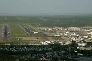 Gatwick Airport: International airport in West Sussex, England