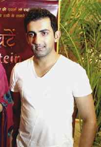 Gautam Gambhir: Indian politician and former cricketer