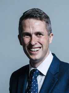 Gavin Williamson: British Conservative politician