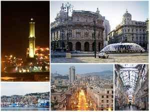 Genoa: Comune in Liguria, Italy