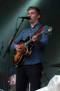 George Ezra: English singer-songwriter