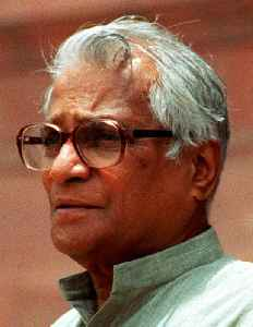 George Fernandes: Indian trade unionist and politician from Janata Dal and Samata party