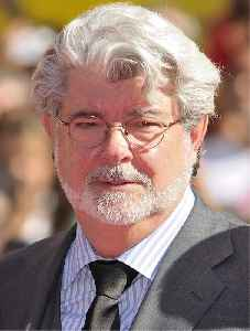 George Lucas: American film director and producer