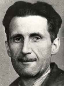 George Orwell: English author and journalist