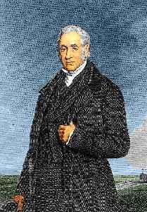 George Stephenson: English civil engineer and mechanical engineer